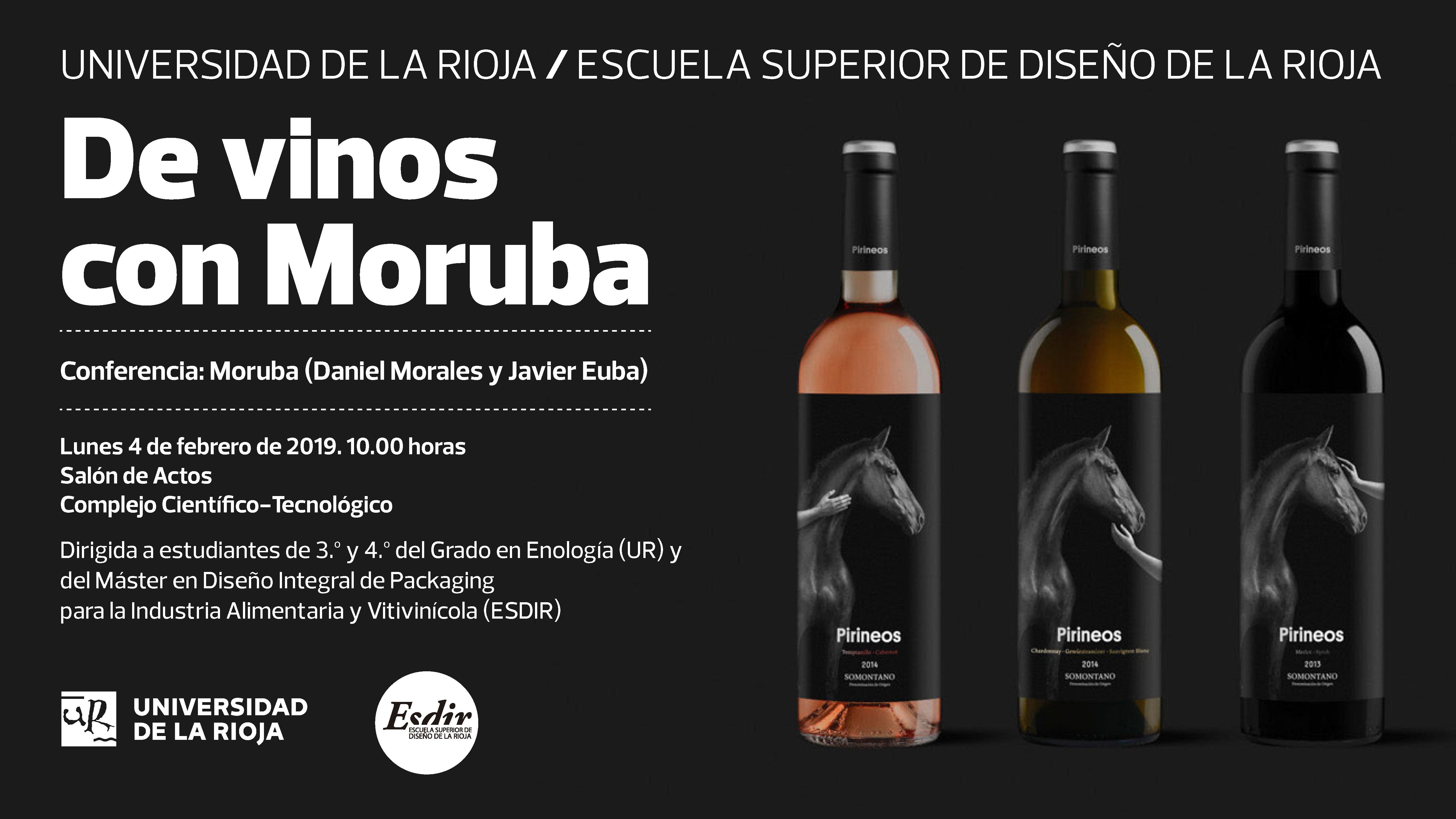 De Vinos con Moruba