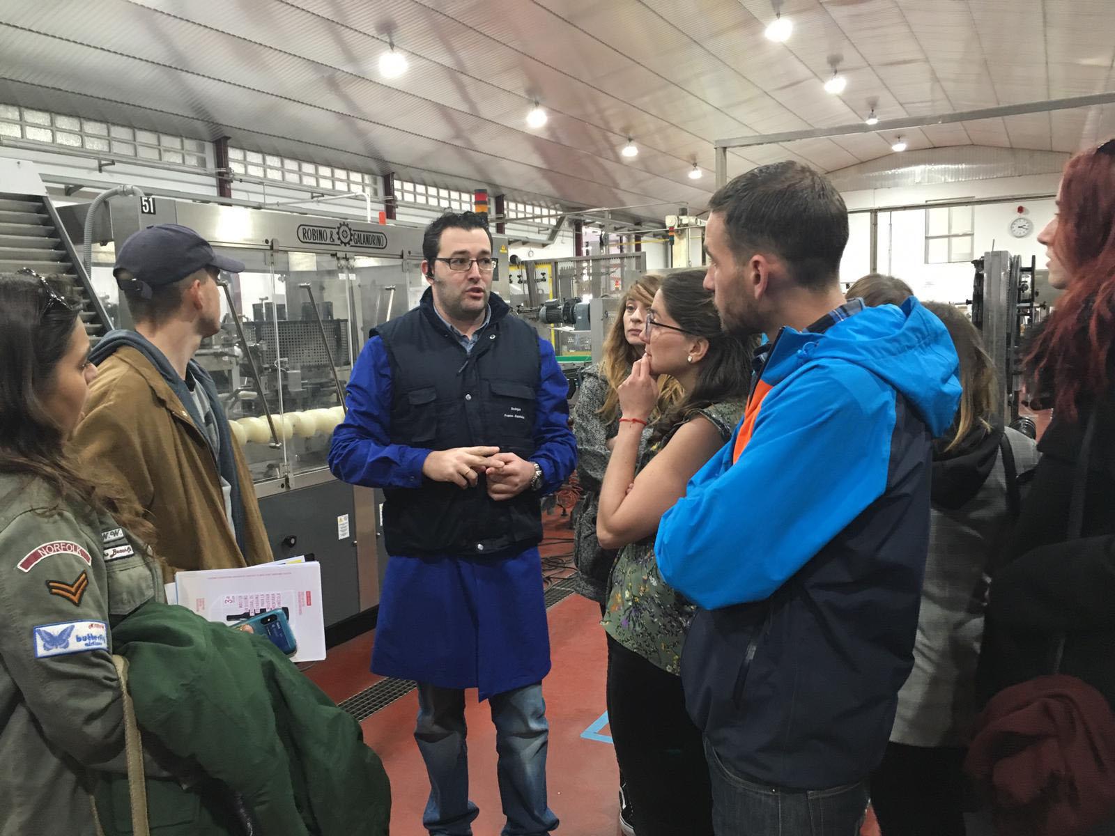 Proyecto I+D+i entre Másteres Basque Culinary Center y Esdir