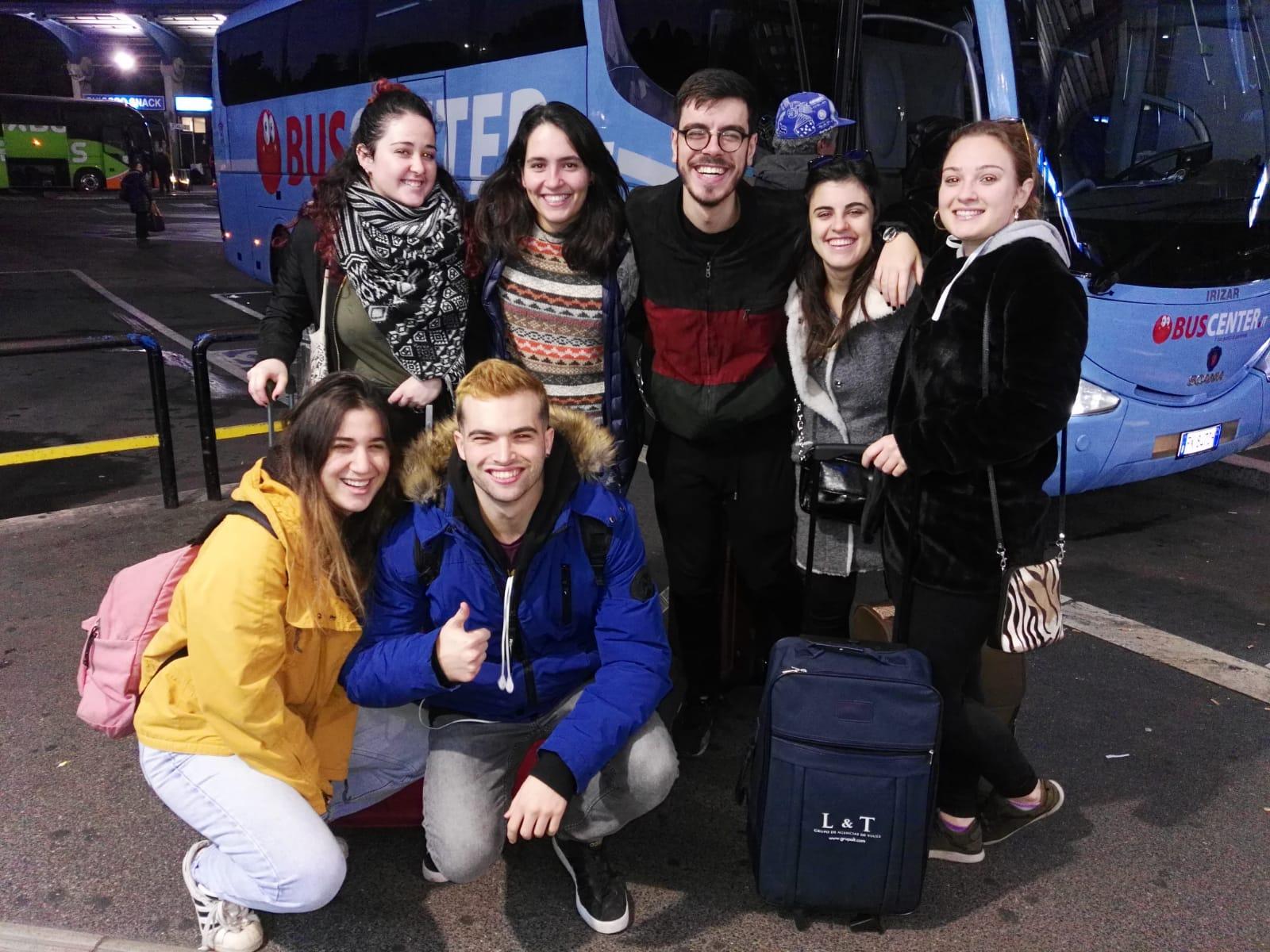 Erasmus Experiences 2018-19