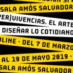 Exposición Súper(vivencias). El arte de diseñar lo cotidiano. Amós Salvador