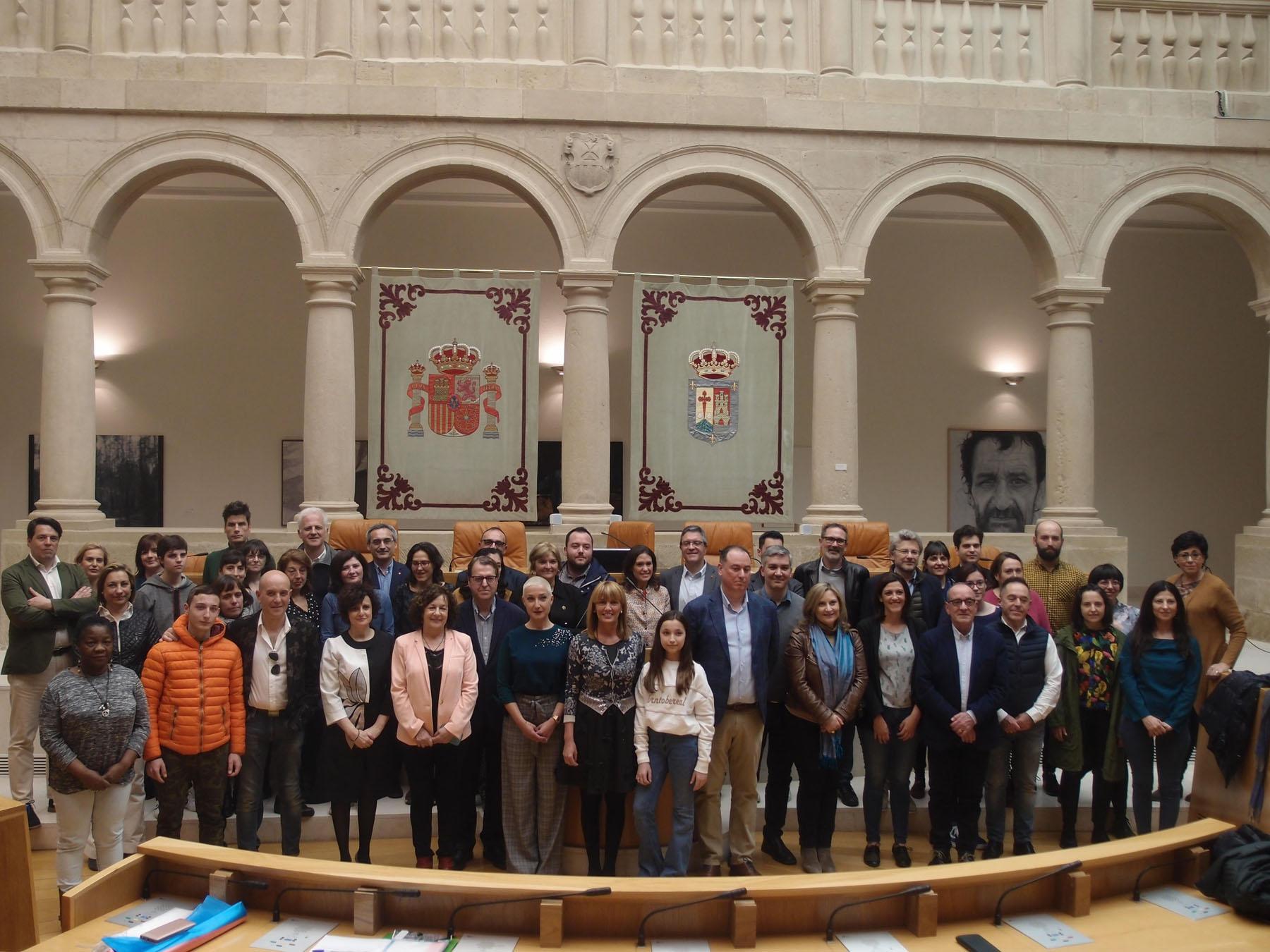 La Esdir participa en el día de la visibilidad Trans