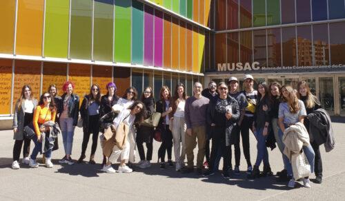 Viaje de Diseño de Moda a León
