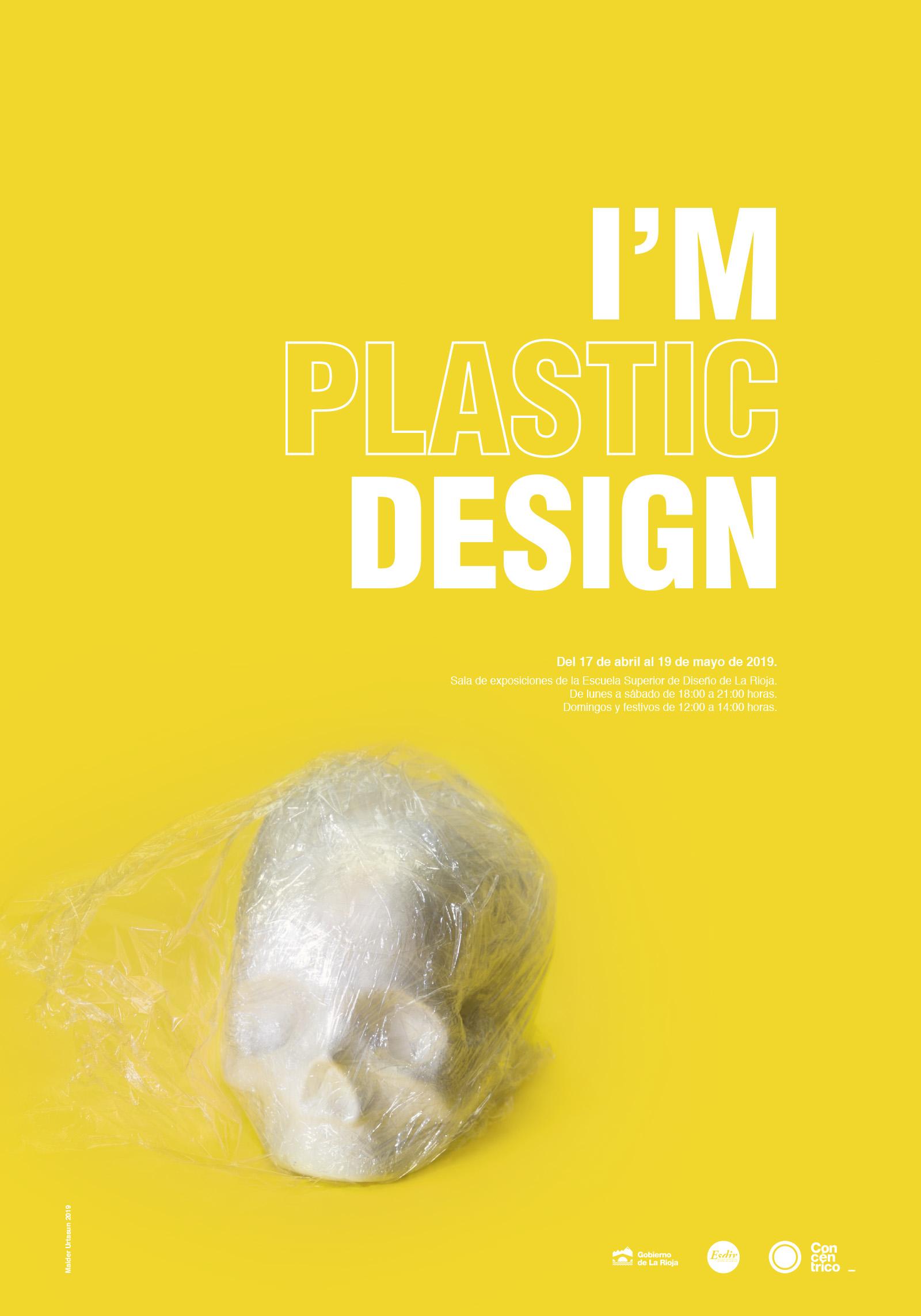 Exposición I'M PLASTIC DESIGN