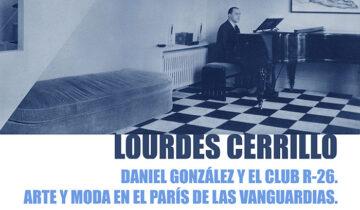 Este viernes Conferencia de Lourdes Cerrillo en la Esdir