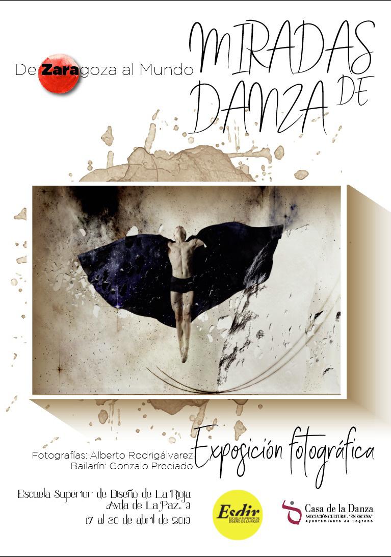 """Exposición """"Miradas de Danza"""" en Sala Pequeña"""