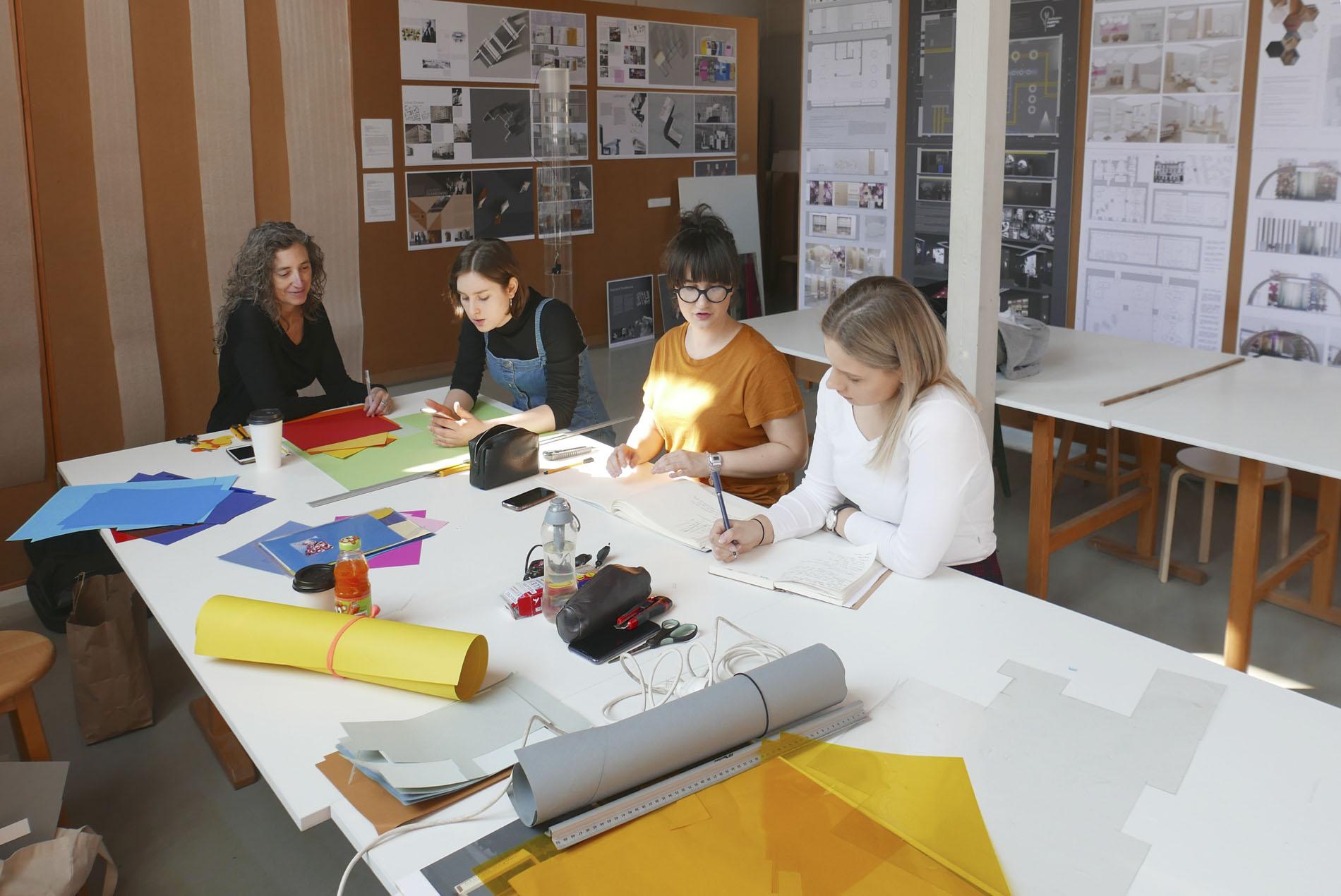"""Workshop """"Creative Spaces for Music"""" en Varsovia"""