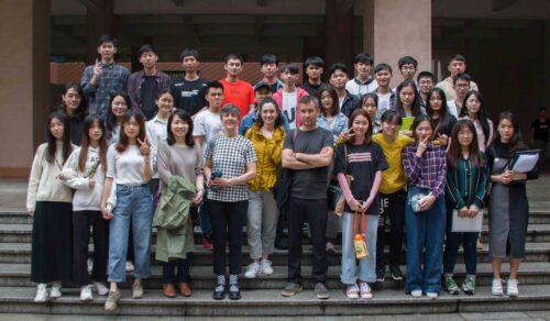 Fortaleciendo los lazos con la GDUT en China