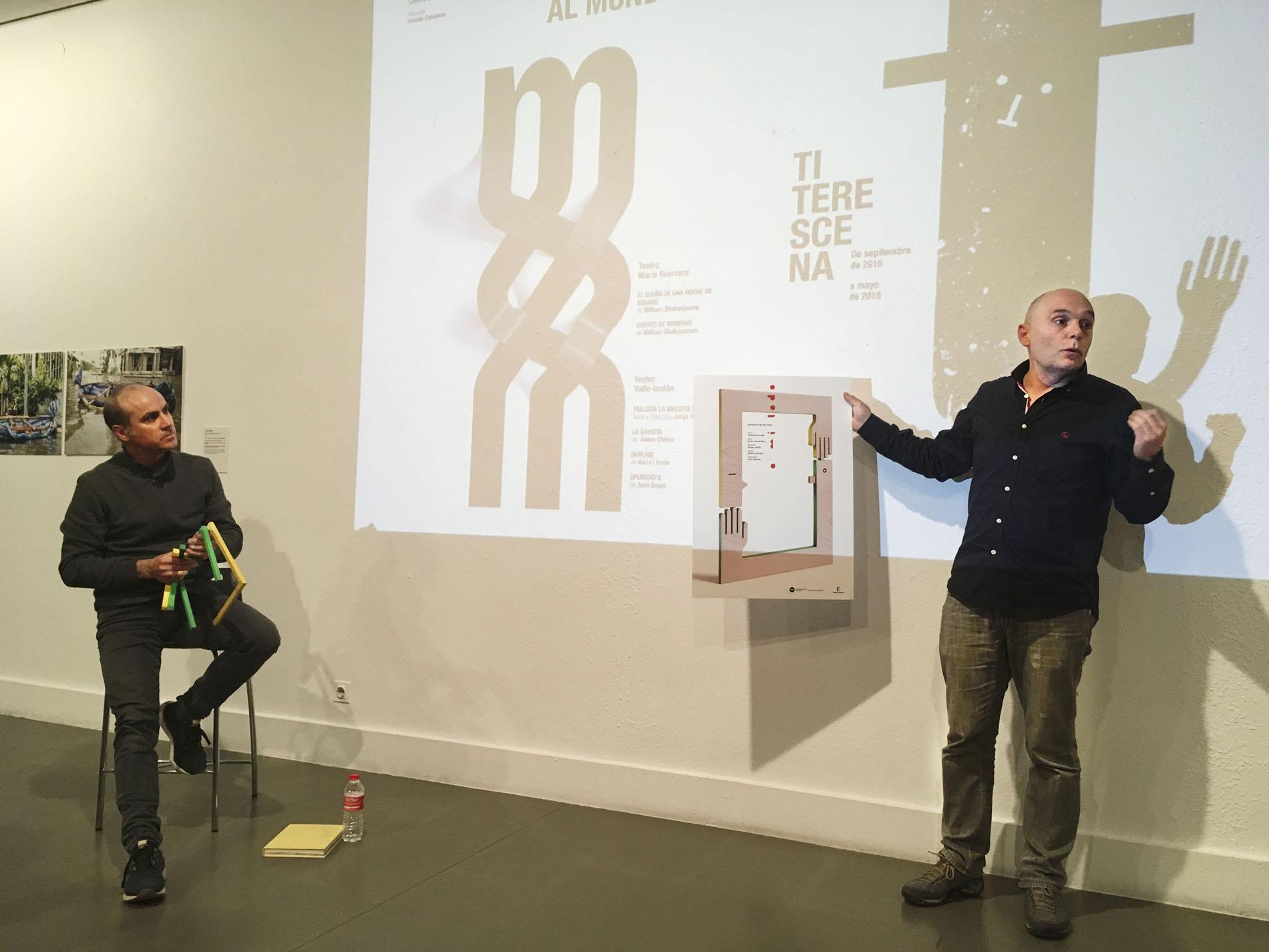 Un Diseñador Gráfico en el Teatro