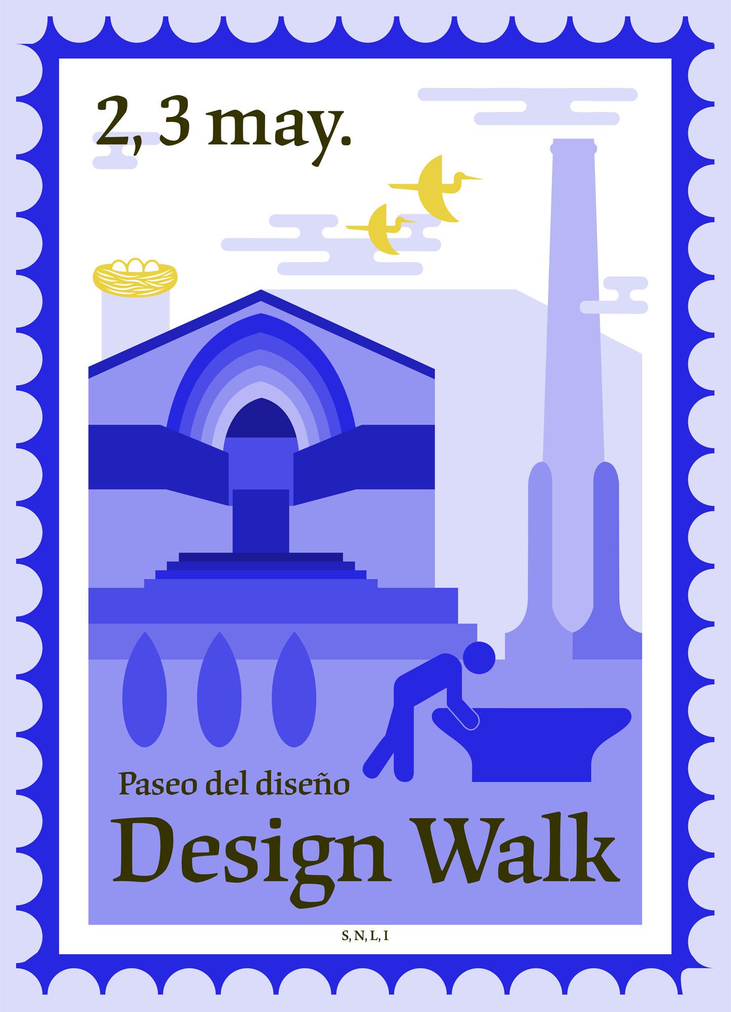 Otras Propuestas para la Gráfica del Design Walk '19