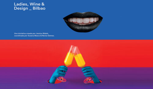 Ladies, Wine & Design en la Biblioteca de la Esdir