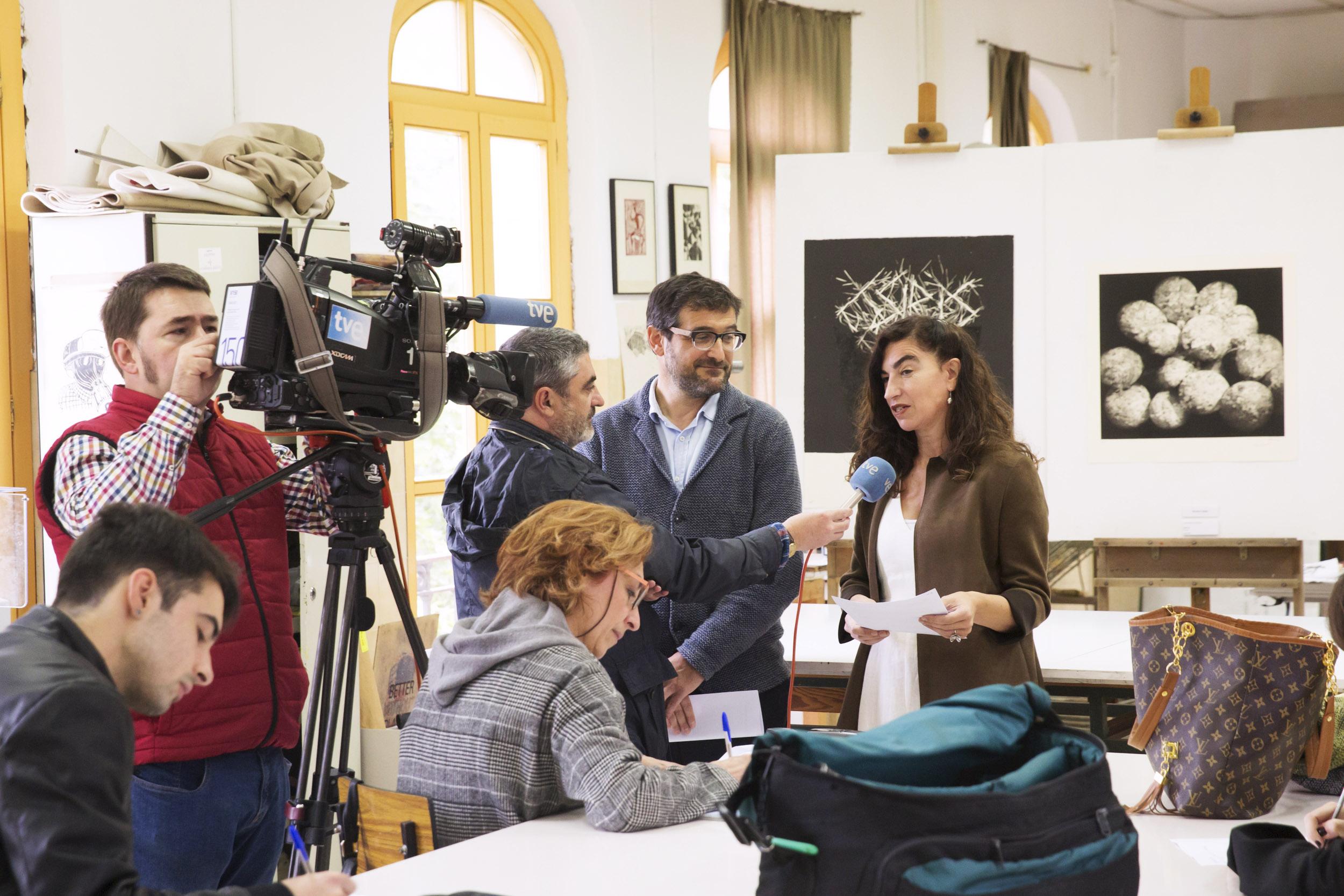 Palmarés del XII Premio de Grabado y Vino Pedro Vivanco
