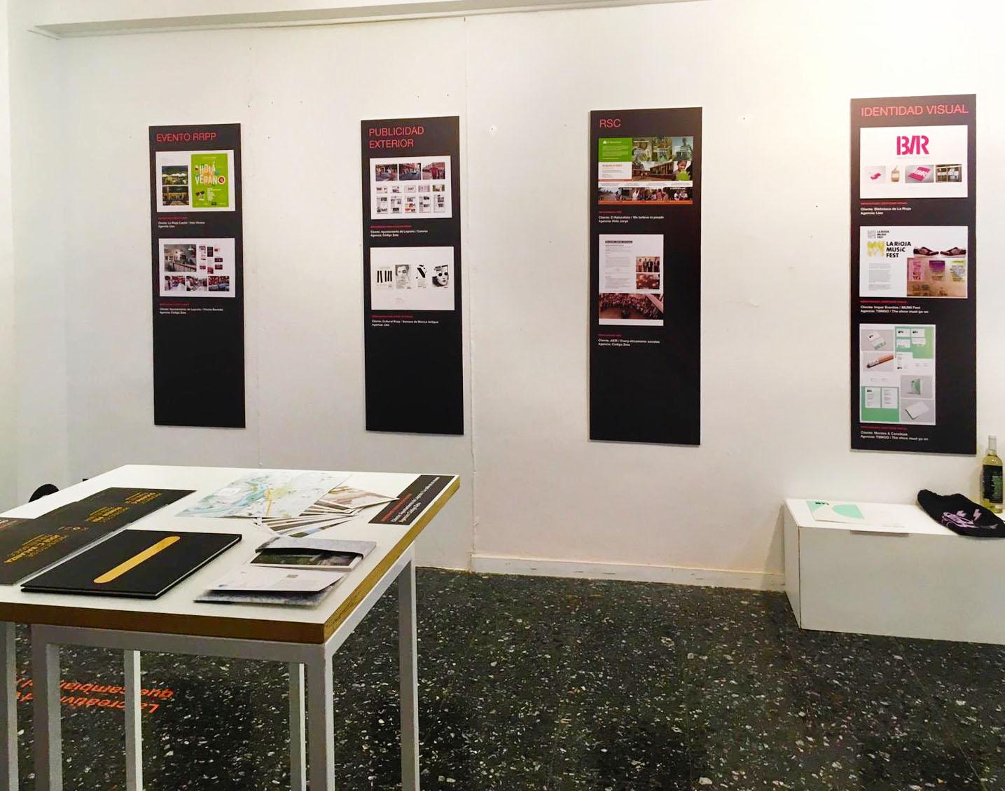 Exposición I Premios A crear