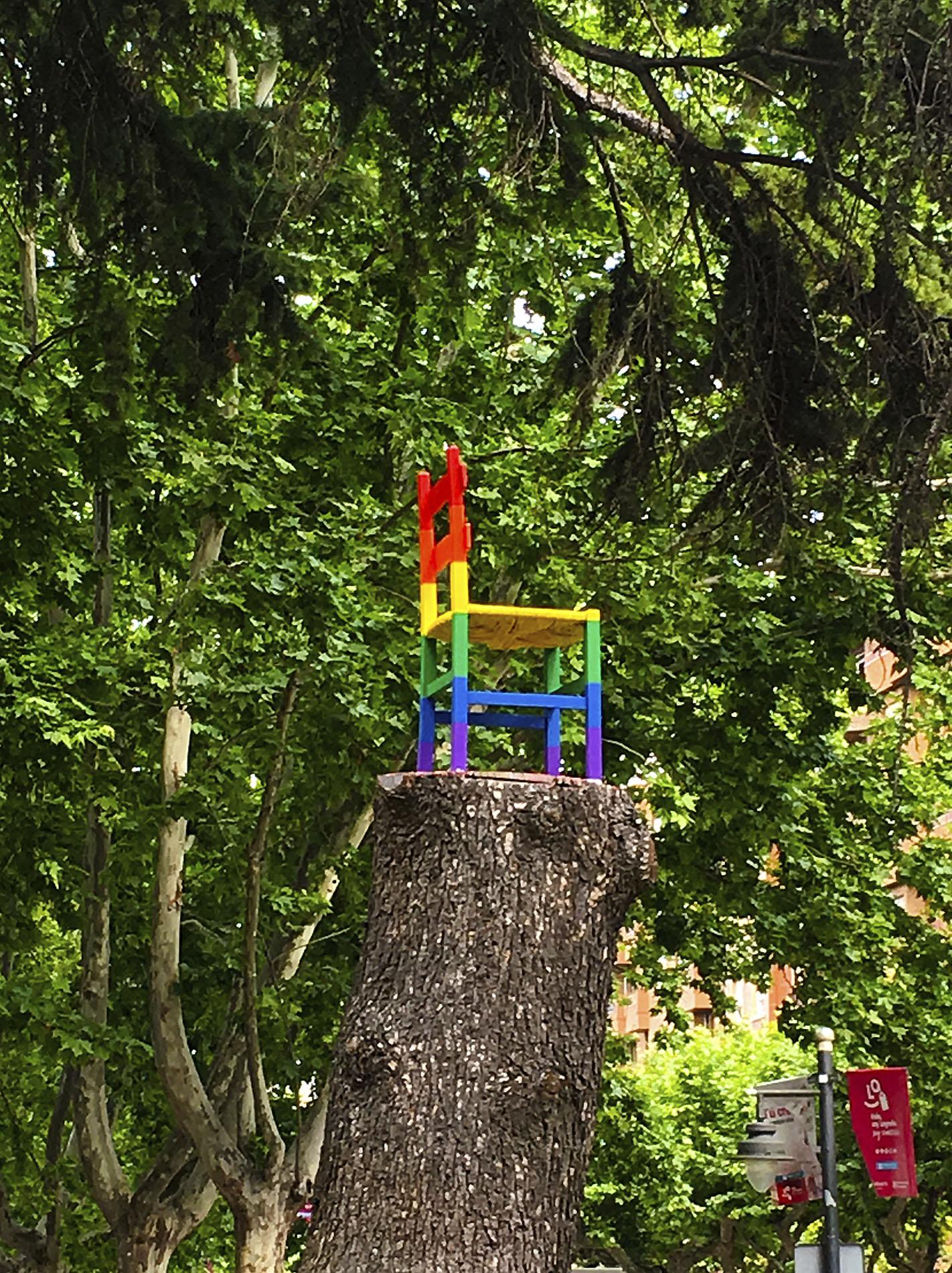 La Esdir celebra el día del orgullo LGTB