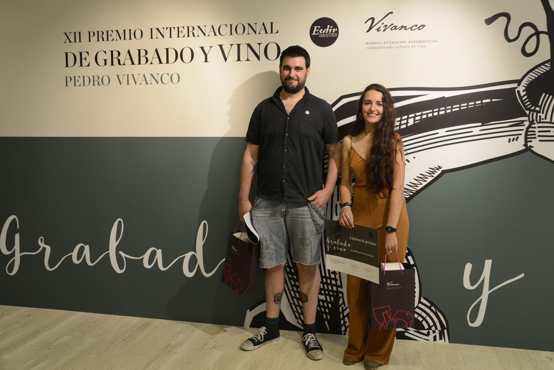 Entrega de Premios e Inauguración de la Exposición del XII Premio Vivanco