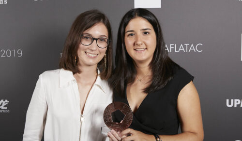 Carlota Carrillo y Mercè Puig ganadoras de dos Pentawards