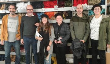 Los alumnos del Máster de Calzado visitan Callaghan