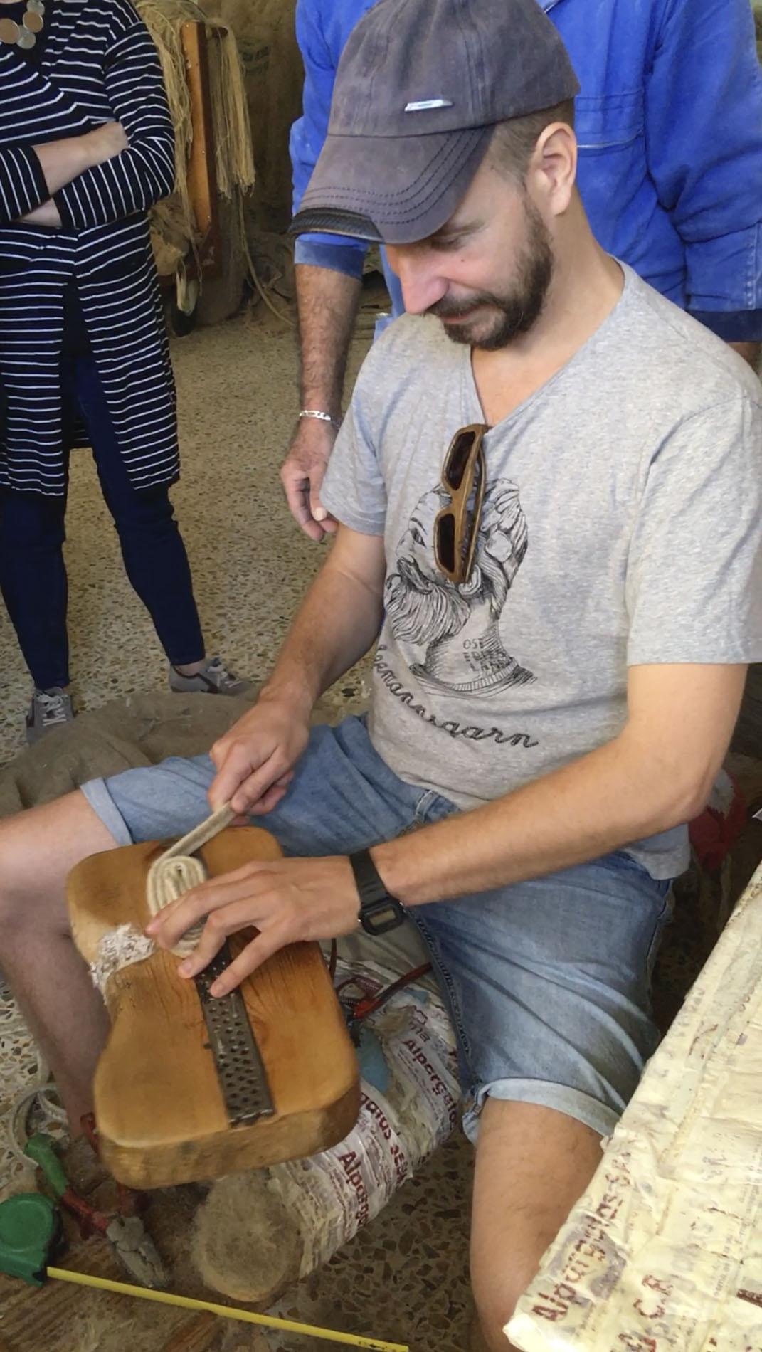 El Máster de Calzado en Cervera de Río Alhama