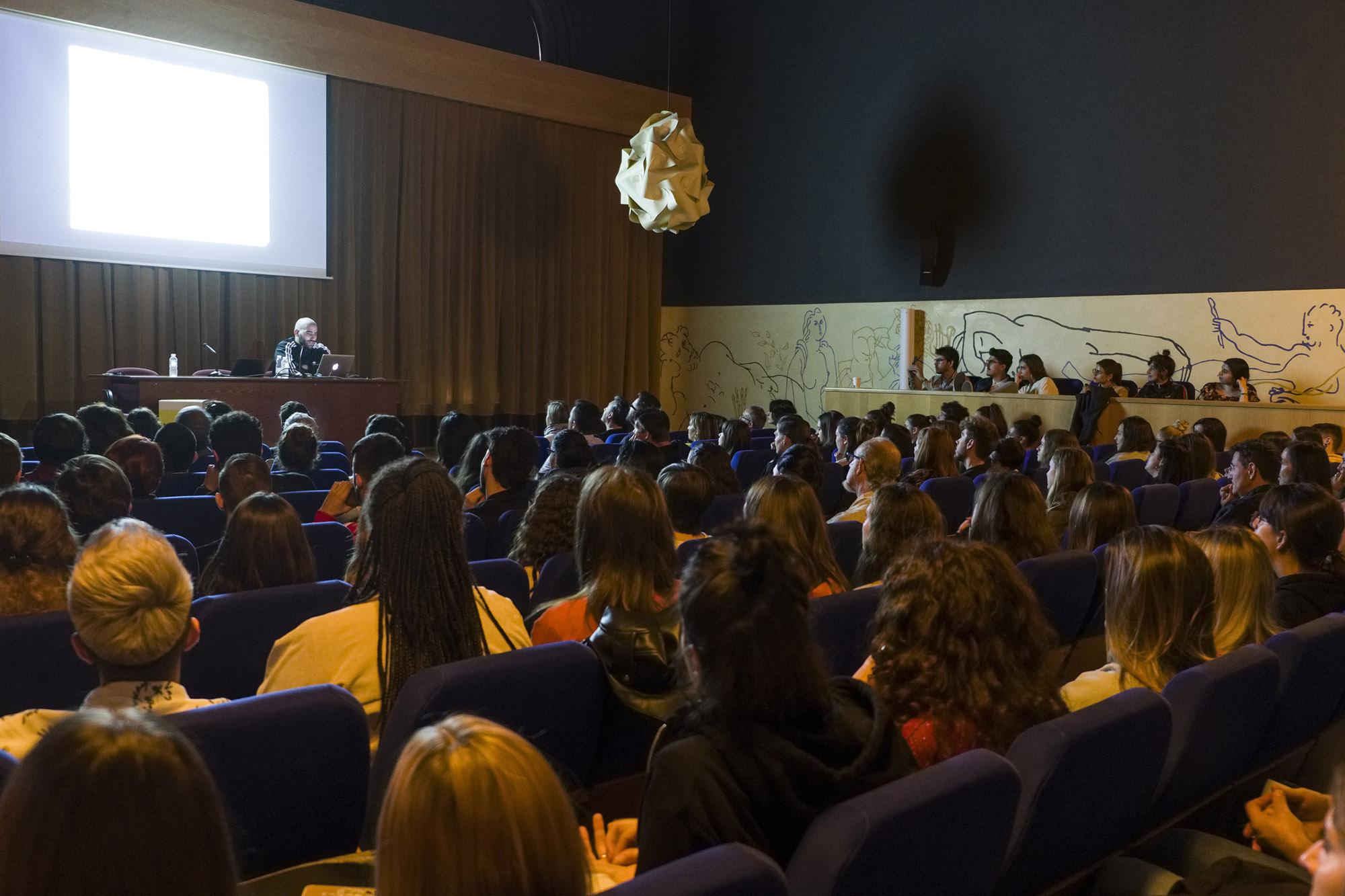 Conferencia de Koln Studio en la Esdir