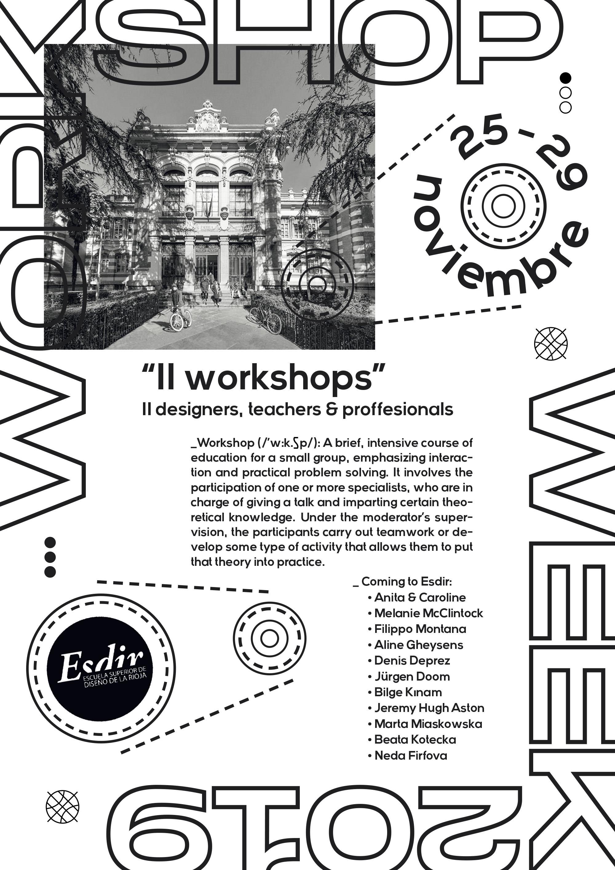 Workshop Week