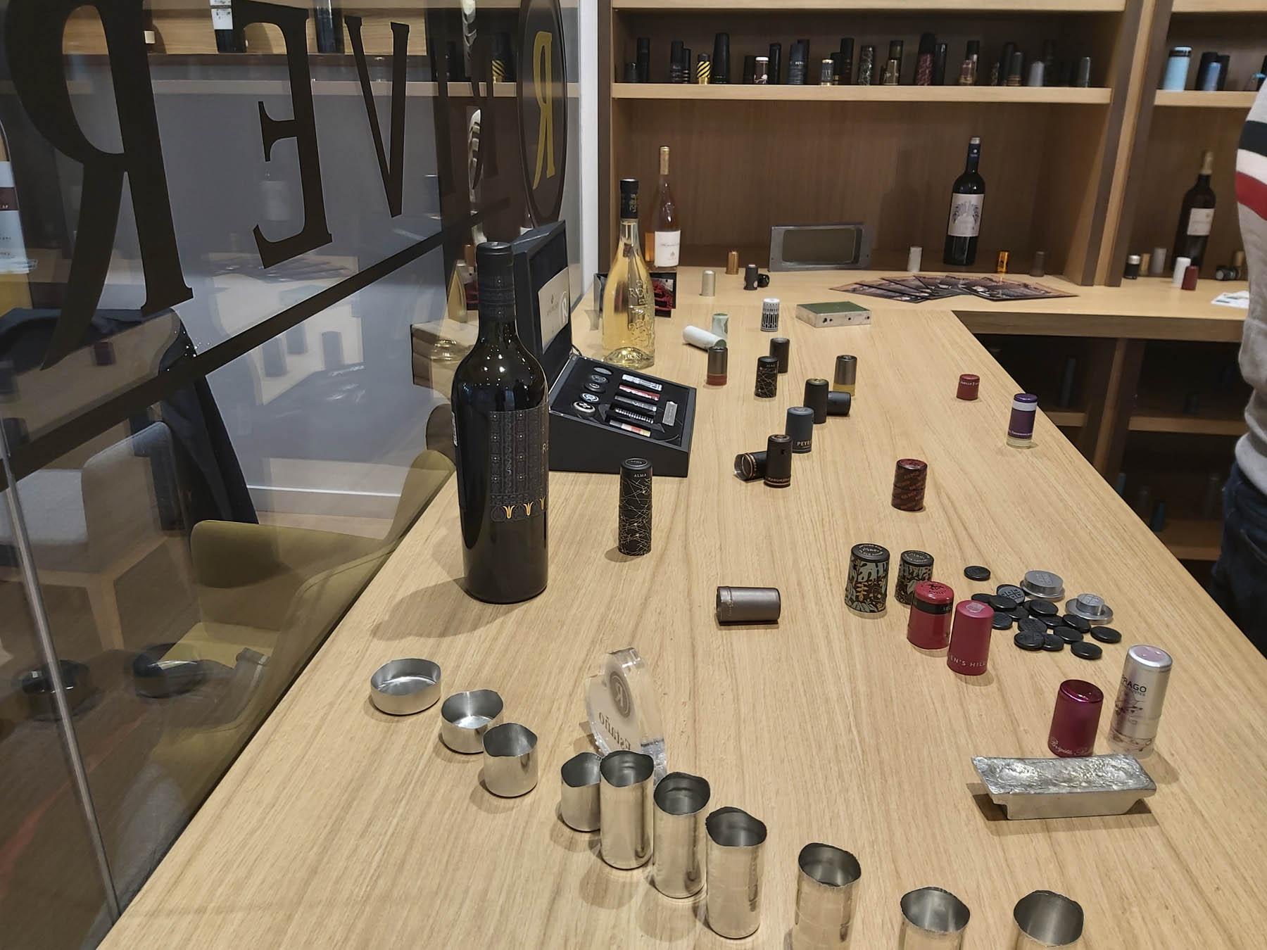 La Esdir en la Jornada sobre Packaging del Vino en Rivercap