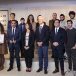 Inauguración de la XXXV Muestra de Arte Joven en La Rioja