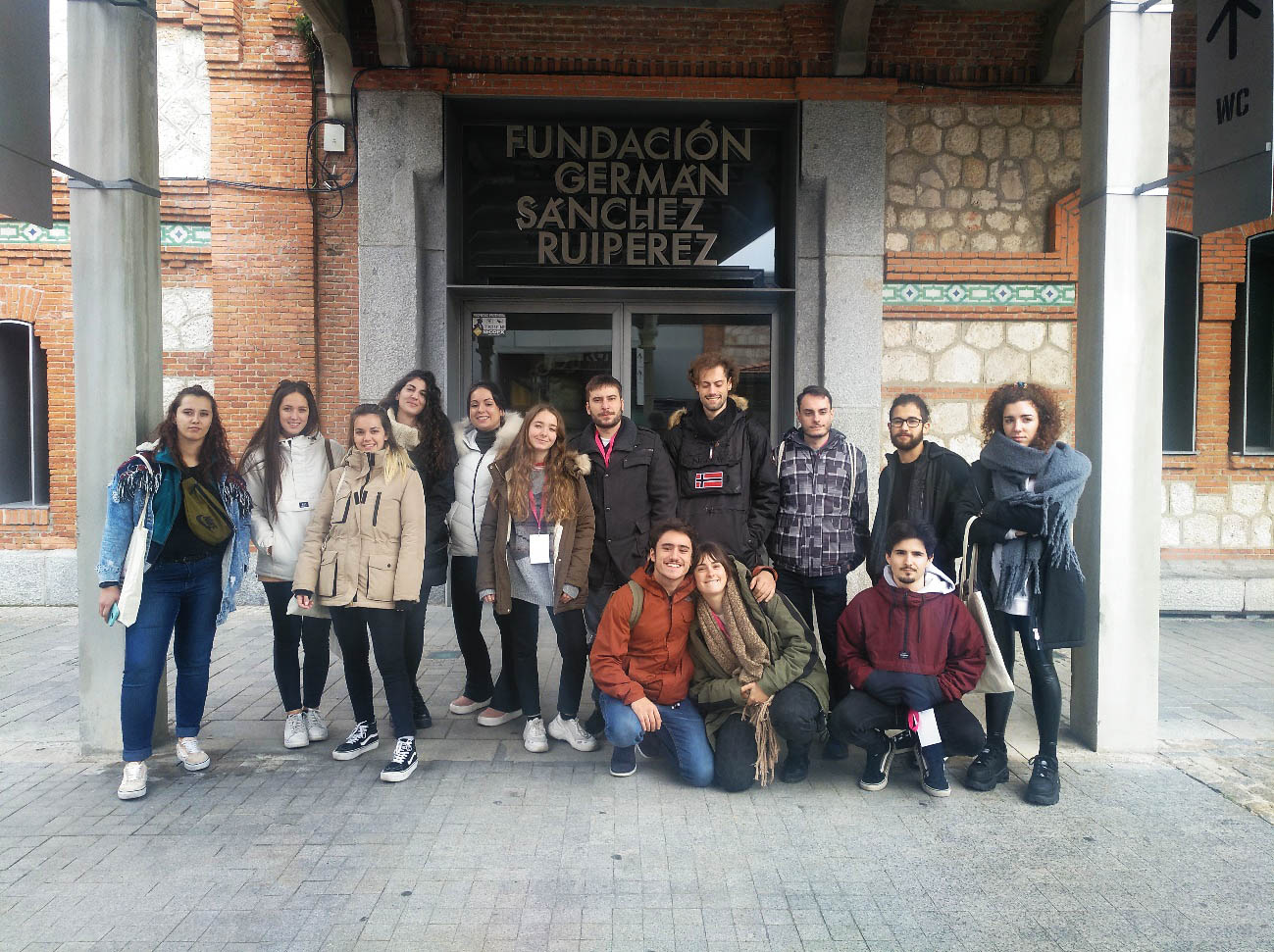 Viaje a Madrid de Diseño de Producto