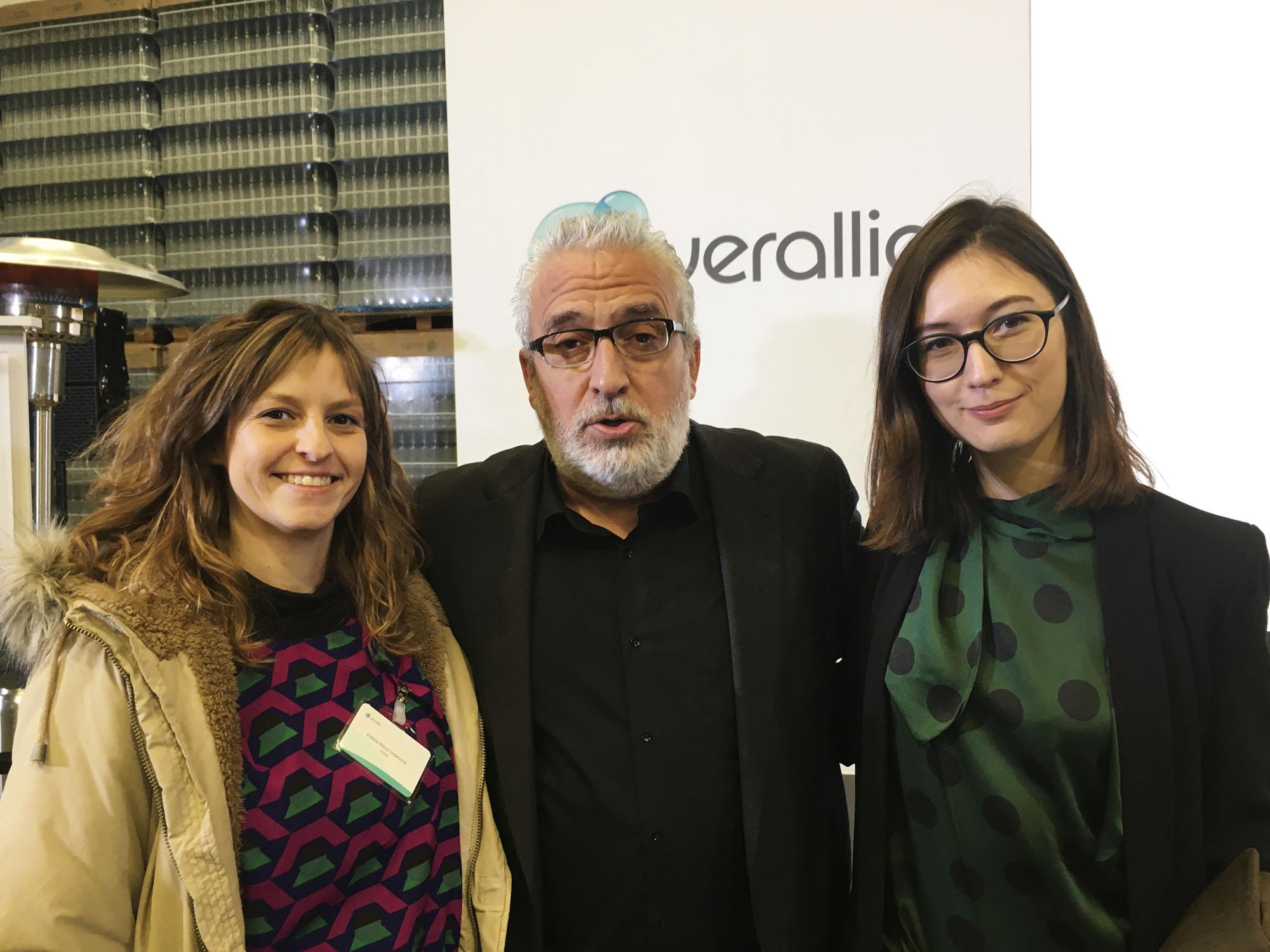 Dos alumnas de la Esdir ganadoras del concurso Verallia Design Awards