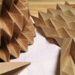 Taller de plegado de Darío Zeruto para los estudiantes de Producto