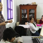 Taller de la interiorista Maitane Pascual