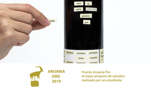 El proyectoSeré brevegana el Anuaria de Oro 2019