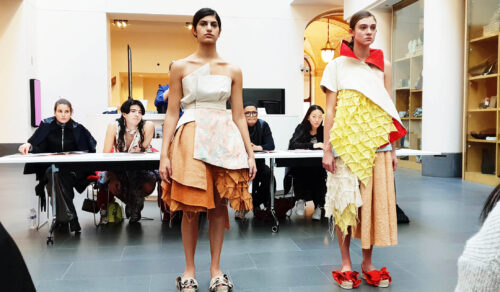 La Esdir en el International Fashion Student Competition de San Francisco