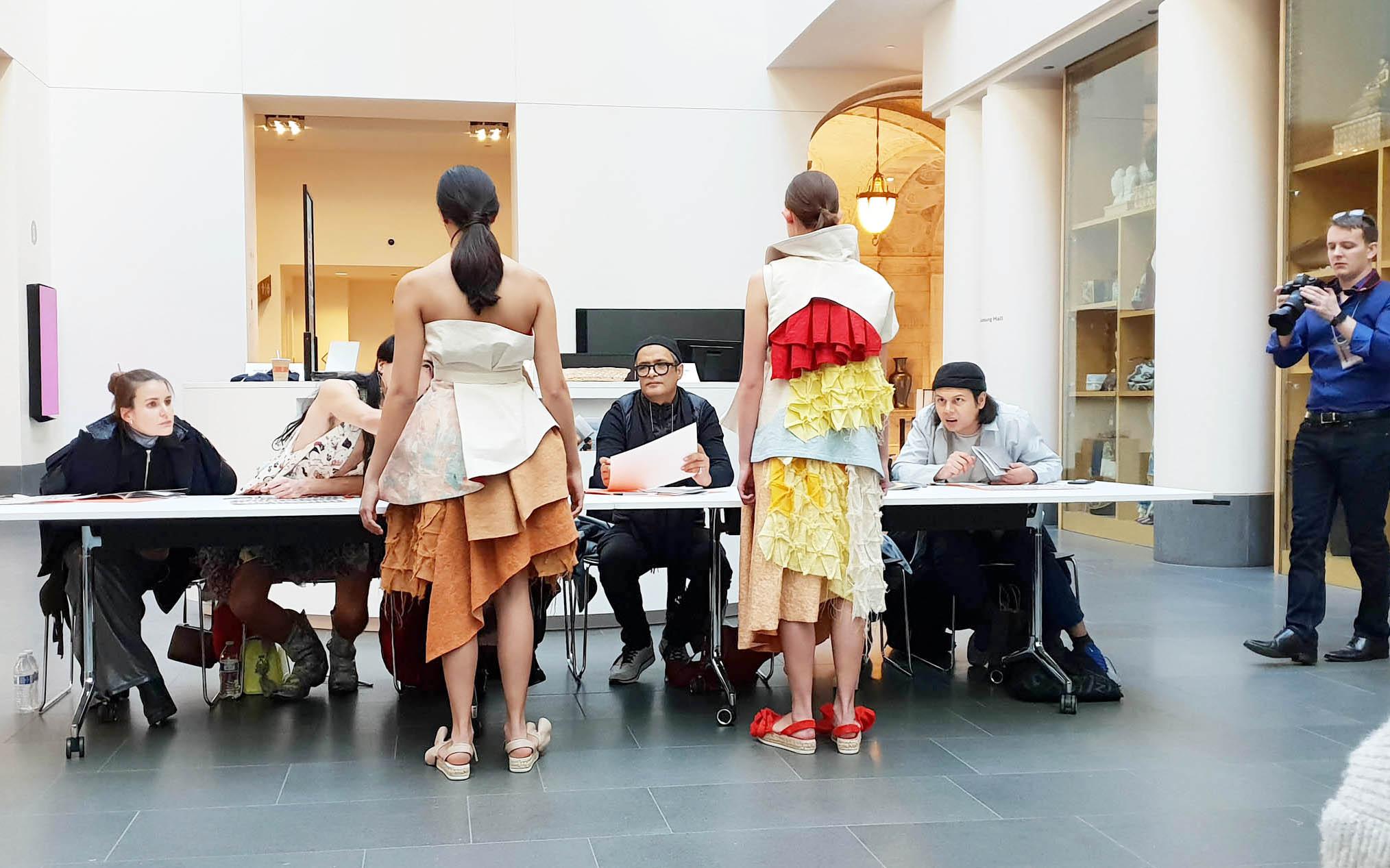 La Esdir en el International Fashion Student Competition de San Francisco