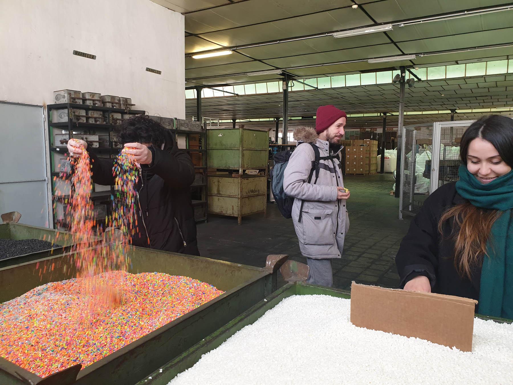 El Máster de Calzado visita las instalaciones de Mavinsa