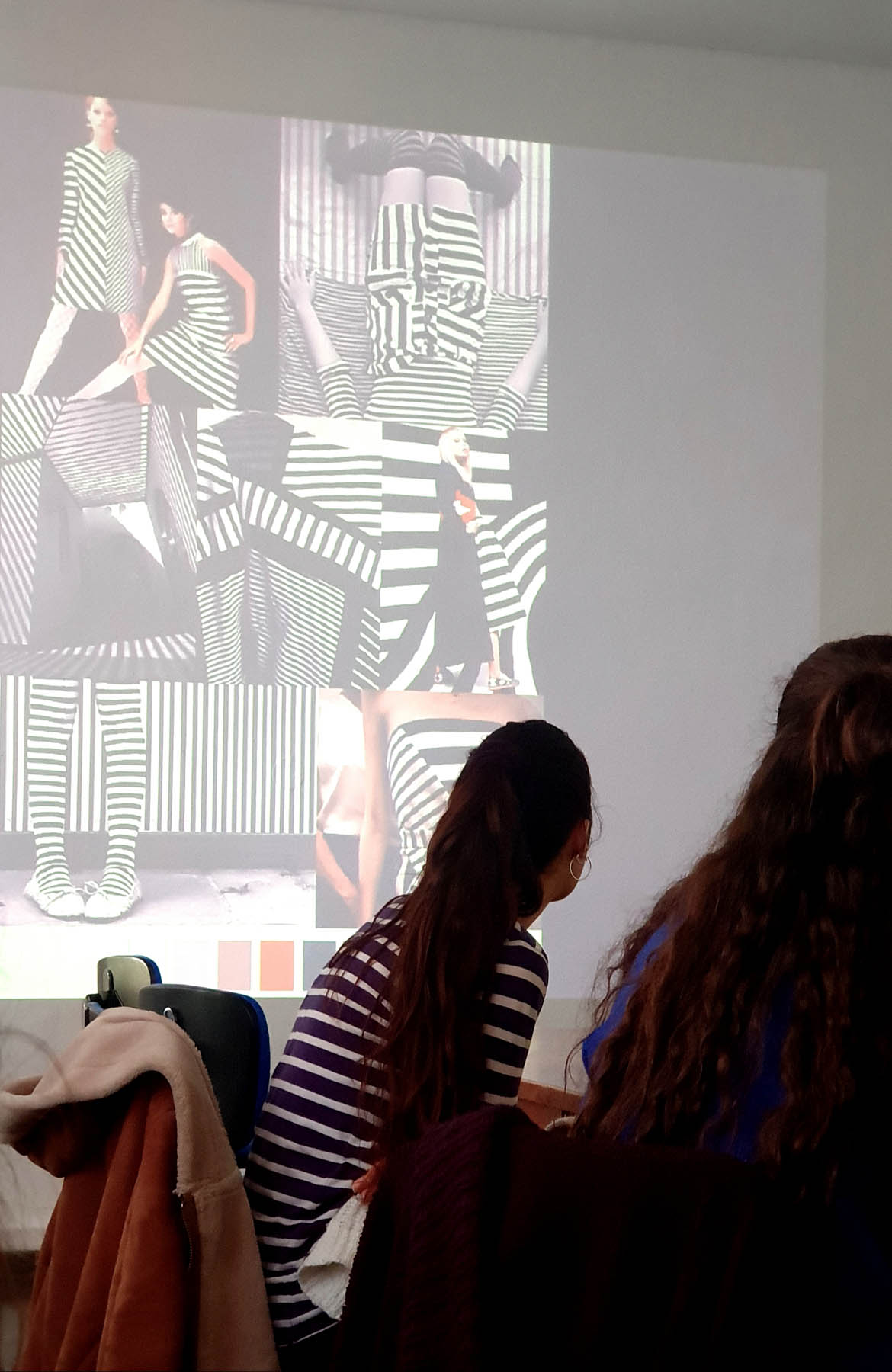 Estampación textil con Miriam Ocariz
