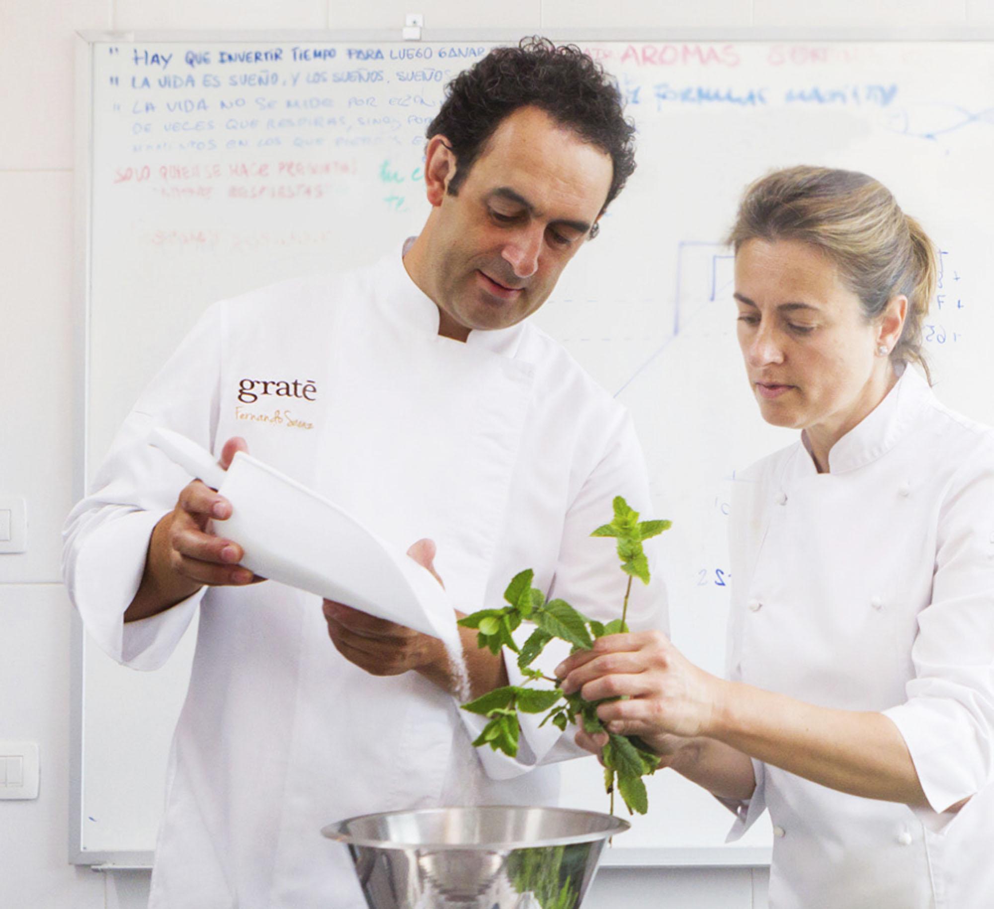 Diseño y alta gastronomía en el Máster de Packaging