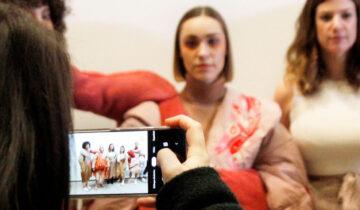 Fotografías de Sergio Lucendo. Desfile de Moda. 2020