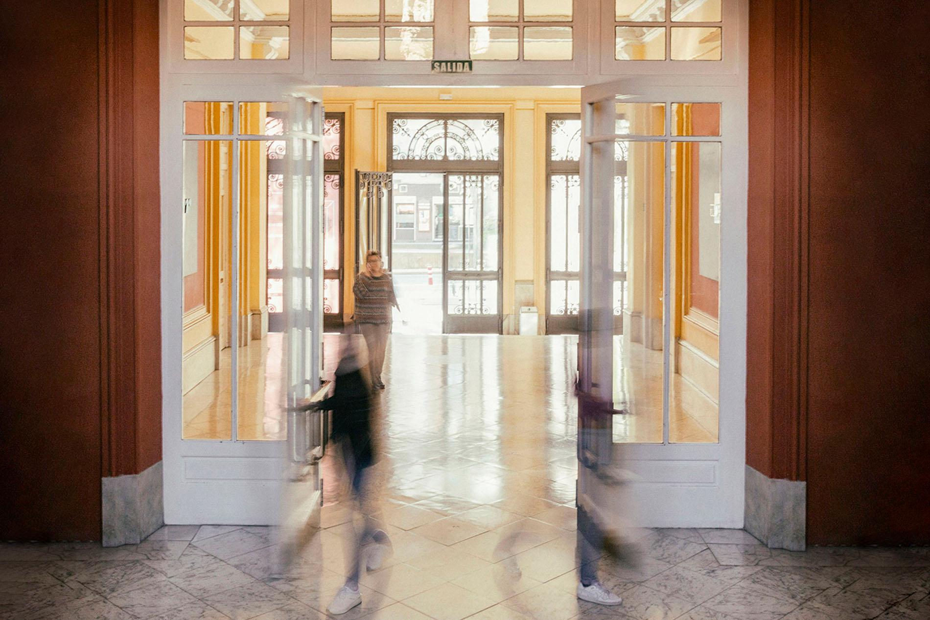 Puertas Abiertas. Visita virtual a la Esdir