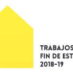 Catálogo Online de los Trabajos Fin de Estudios. Esdir TFE-TFM 2019