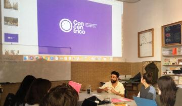 Javier Peña de Concéntrico en el Máster de Packaging