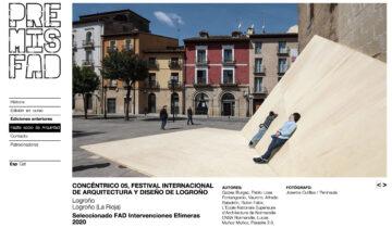 El festival Concéntrico 05 que contó con participación de la Esdir, seleccionado para los premios FAD