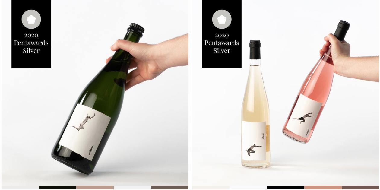 Dos proyectos del Máster de Packaging ganadores Pentawards 2020