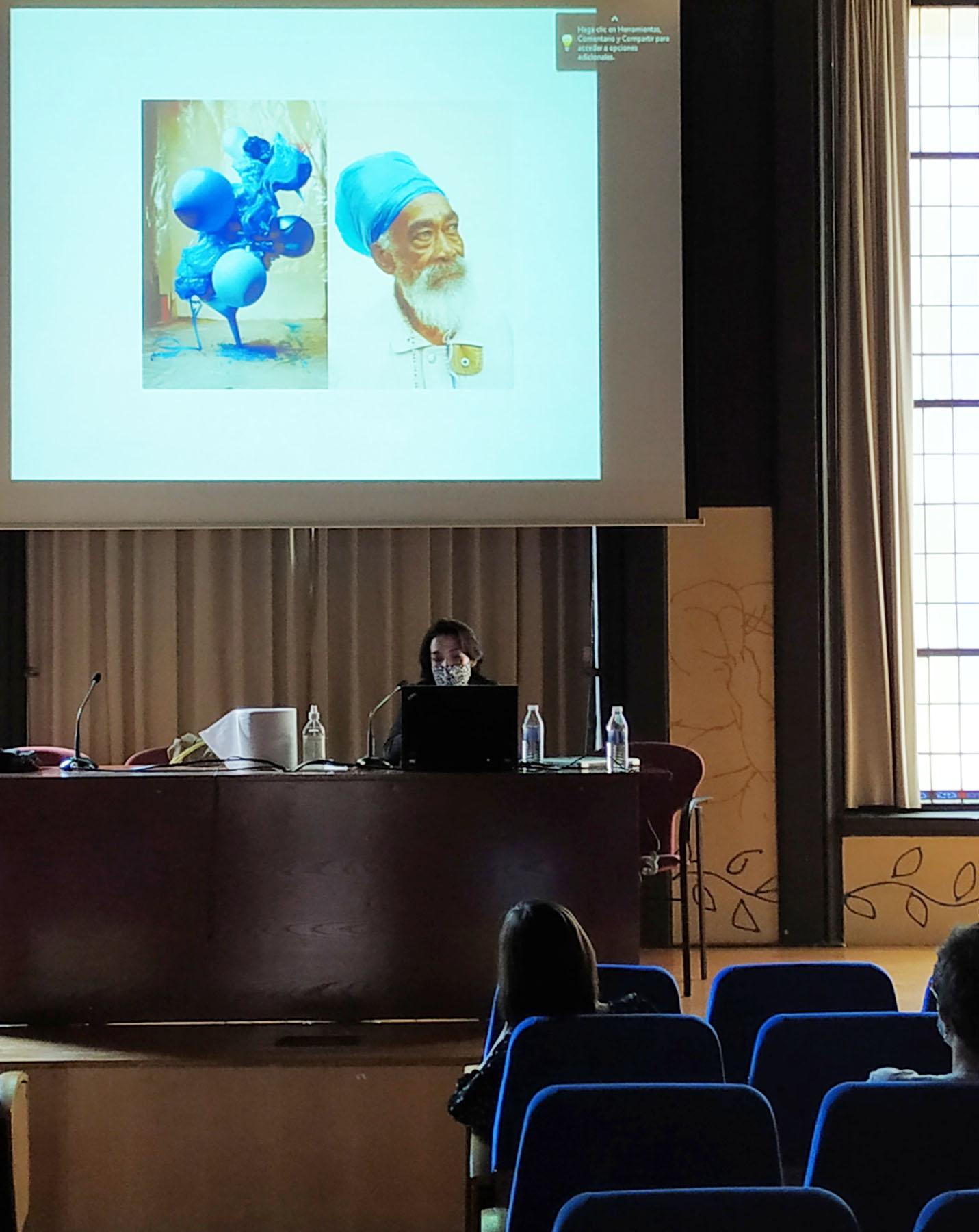 Master Class con Andrea Santamarina