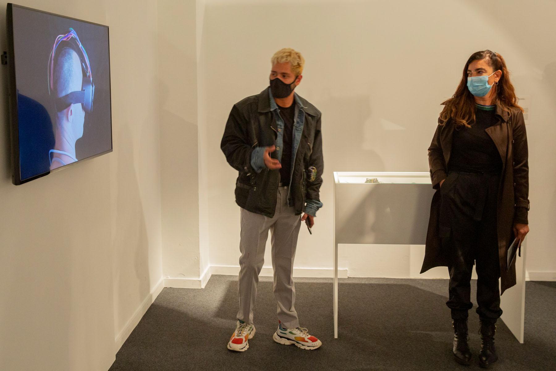 Tranzyxion, exposición en la Sala Pequeña