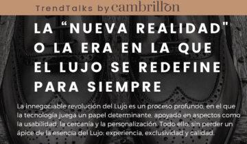 La Esdir participa en la jornada sobre lujo que organiza Cambrillón