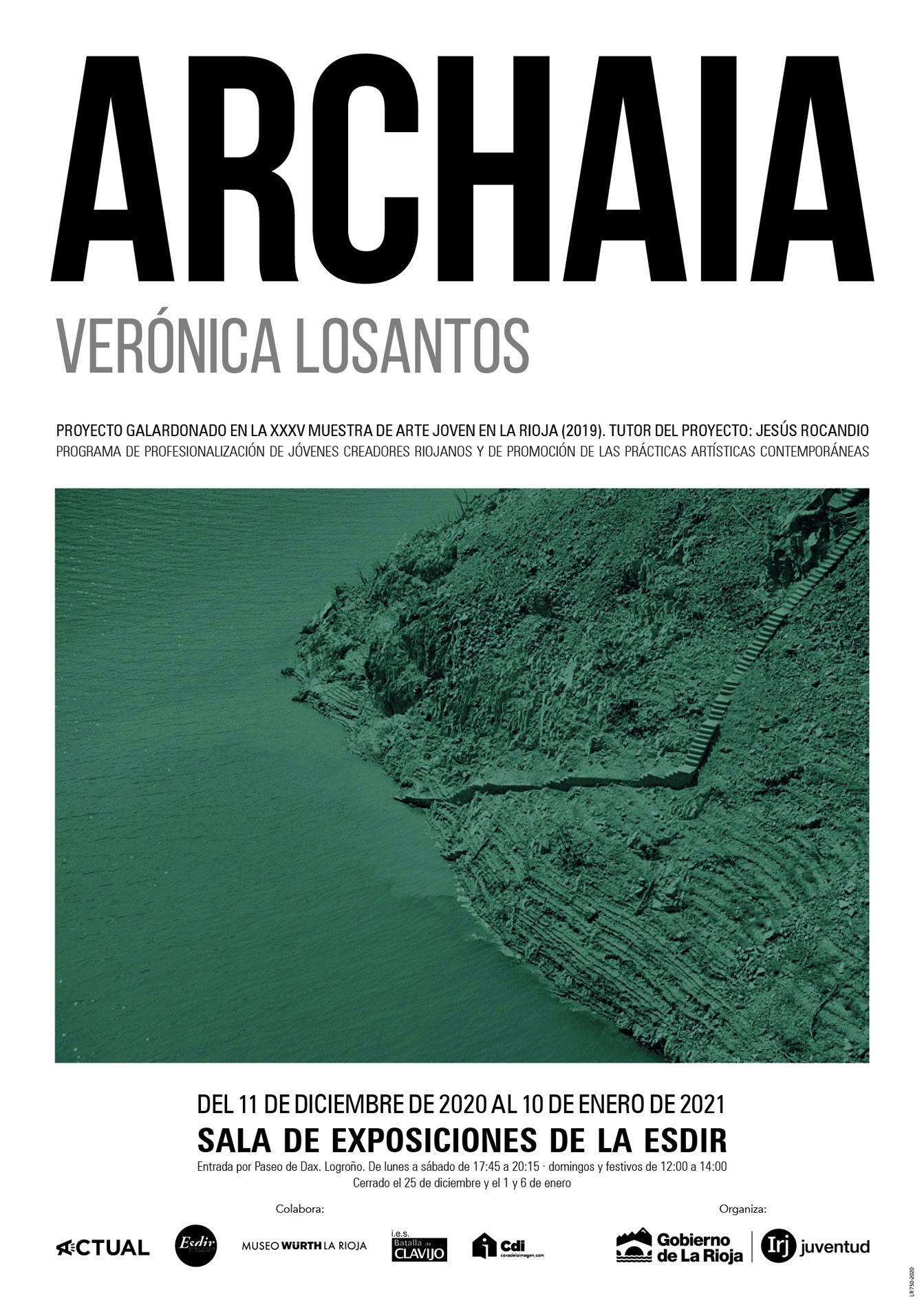 Exposición de  Verónica Losantos en la Sala Pequeña