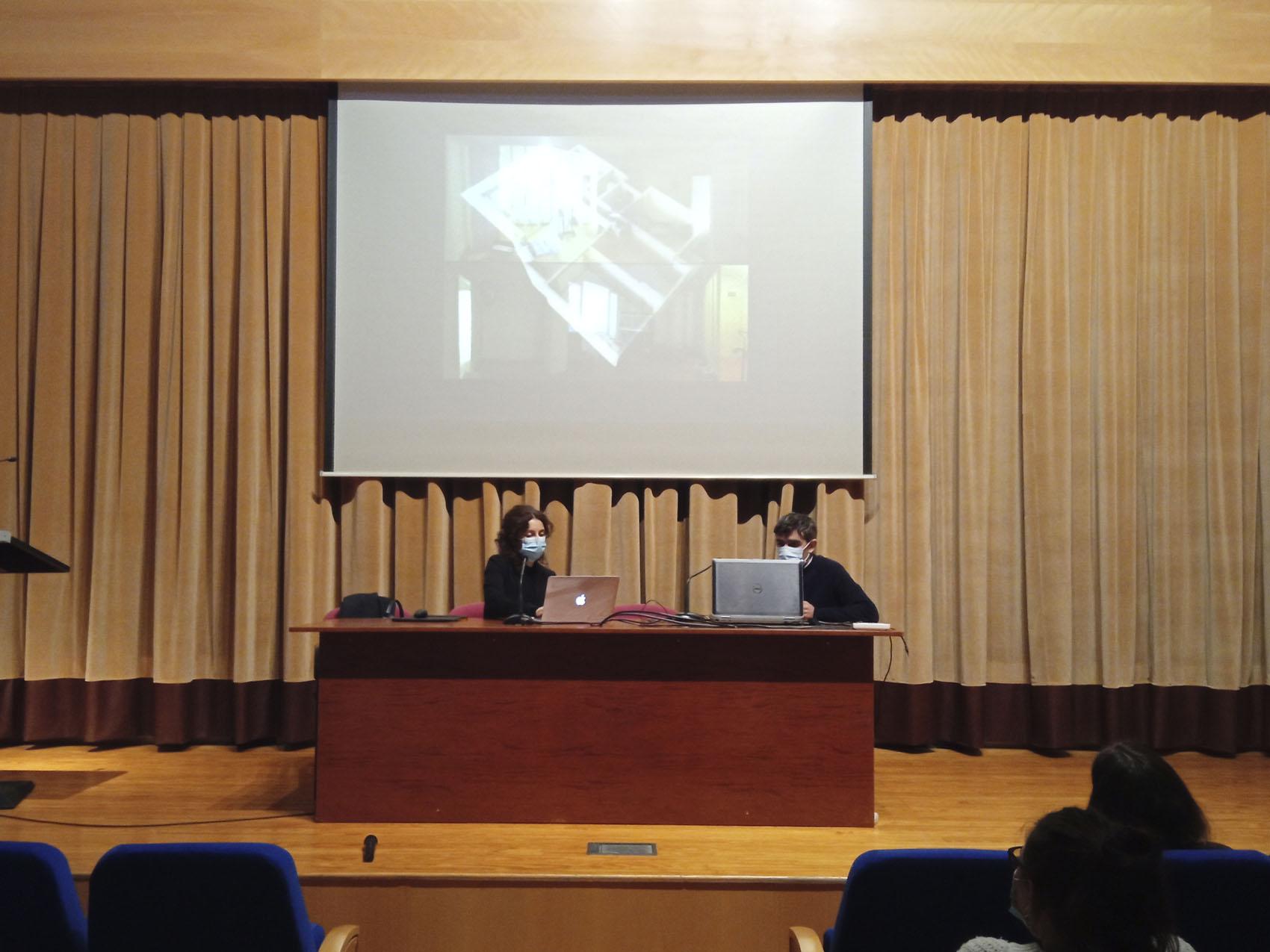 Rodar arquitectura visitan la Esdir