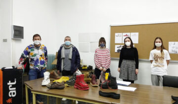 Art Company visita el Máster de Calzado