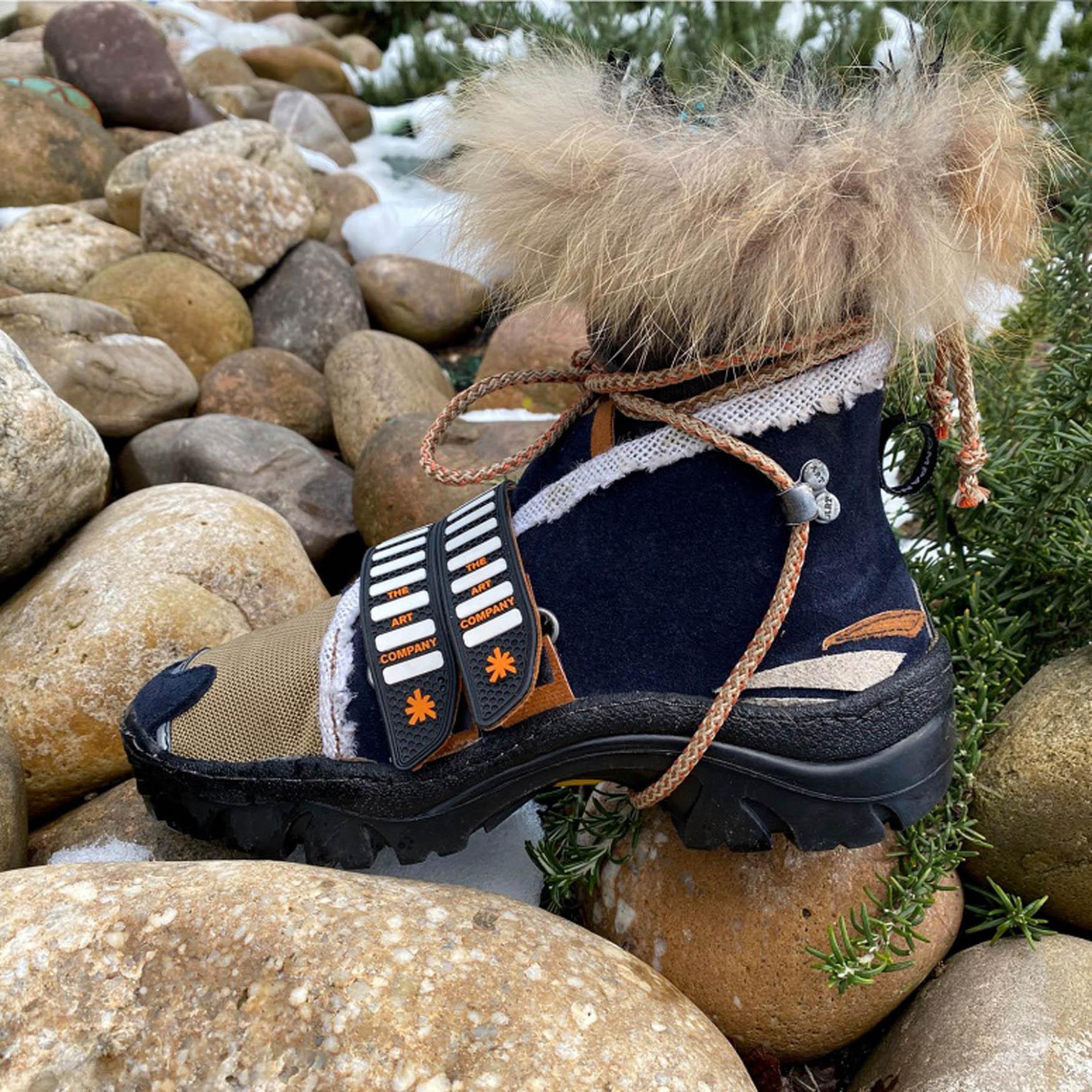 Proyecto para trekking del máster de Calzado con The Art Company