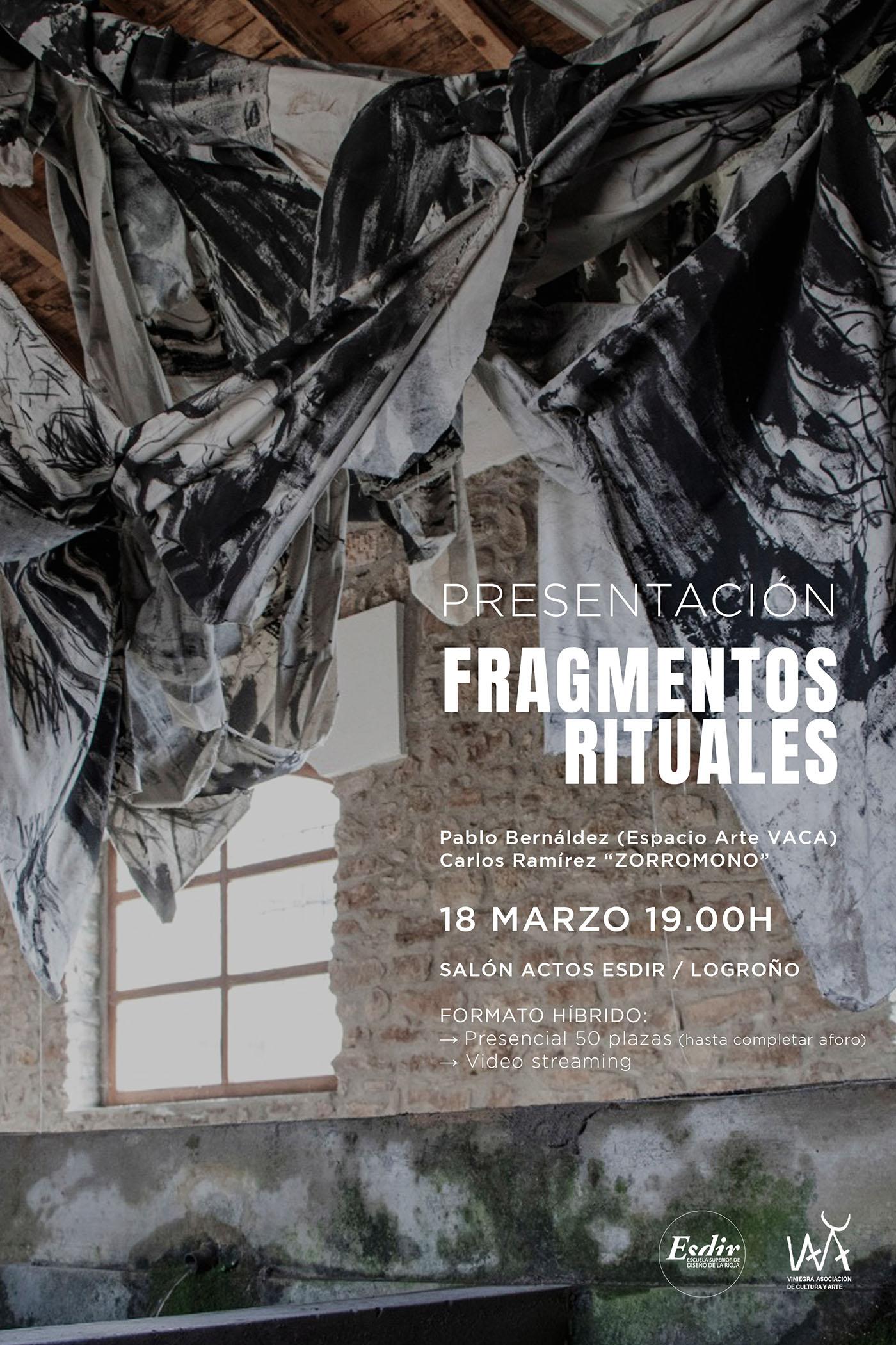 """Zorromono presenta """"Fragmentos Rituales"""""""