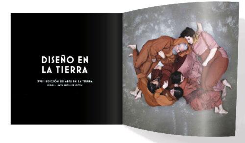 Catálogo y vídeo para la exposición Diseño en la Tierra
